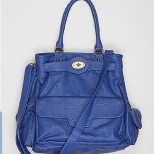 Cooperative (Urban Outfitters) Turnlock Tote Bag